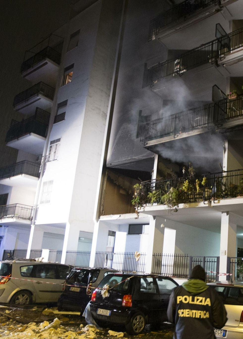 """Palazzo esploso: la terribile vendetta della """"nonnina"""""""