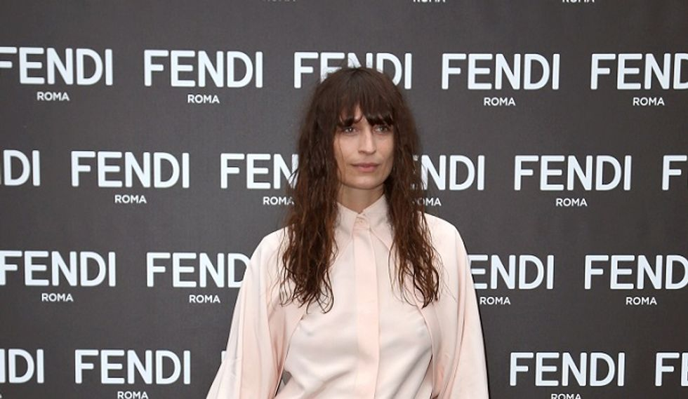 Fendi's love for cinema on show in Milan