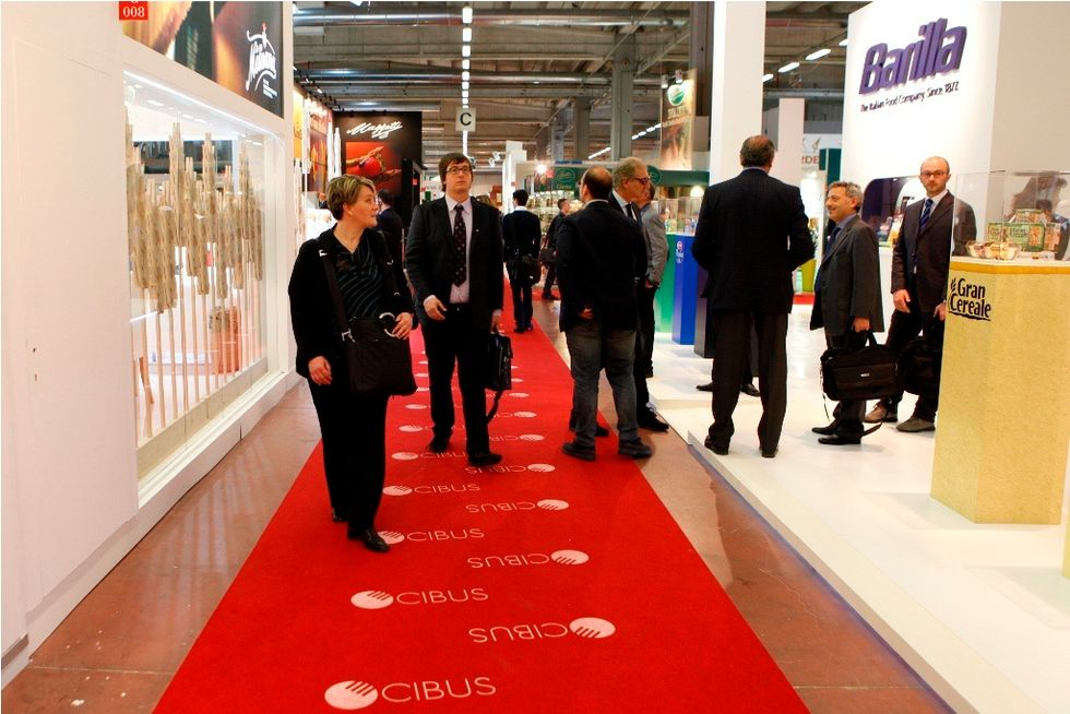 Italy's food and beverage fair Cibus getting ready for 2014