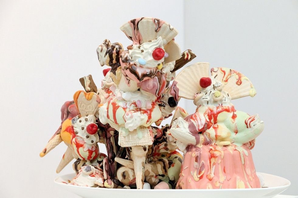 Ice cream and wedding, a new Italian must