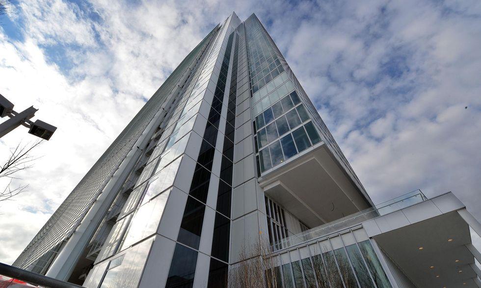 Torino, il grattacielo di Renzo Piano prende vita