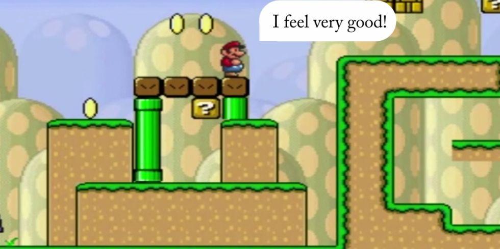 Super Mario diventa un'intelligenza artificiale