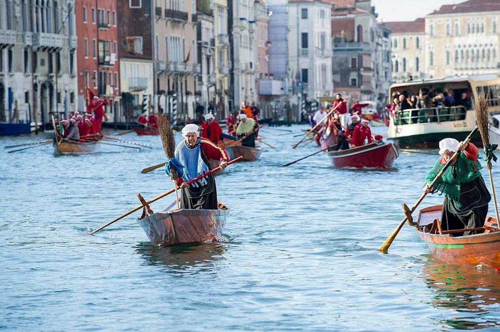 Why foreigners love Venice