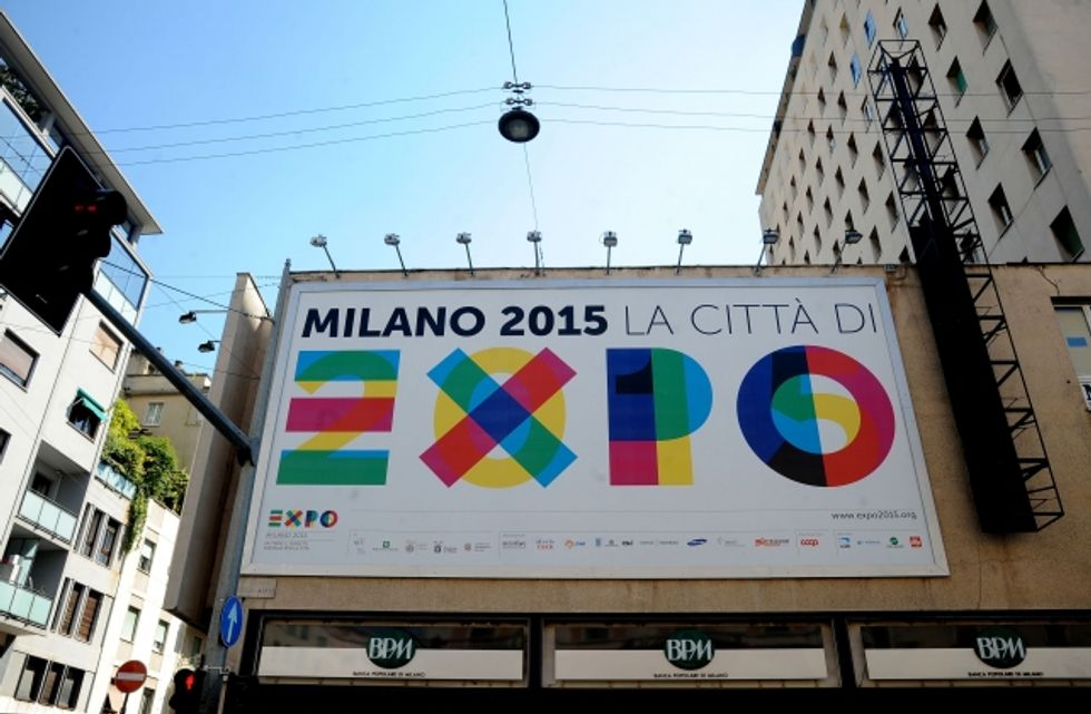 Welcome to Expo Milano 2015