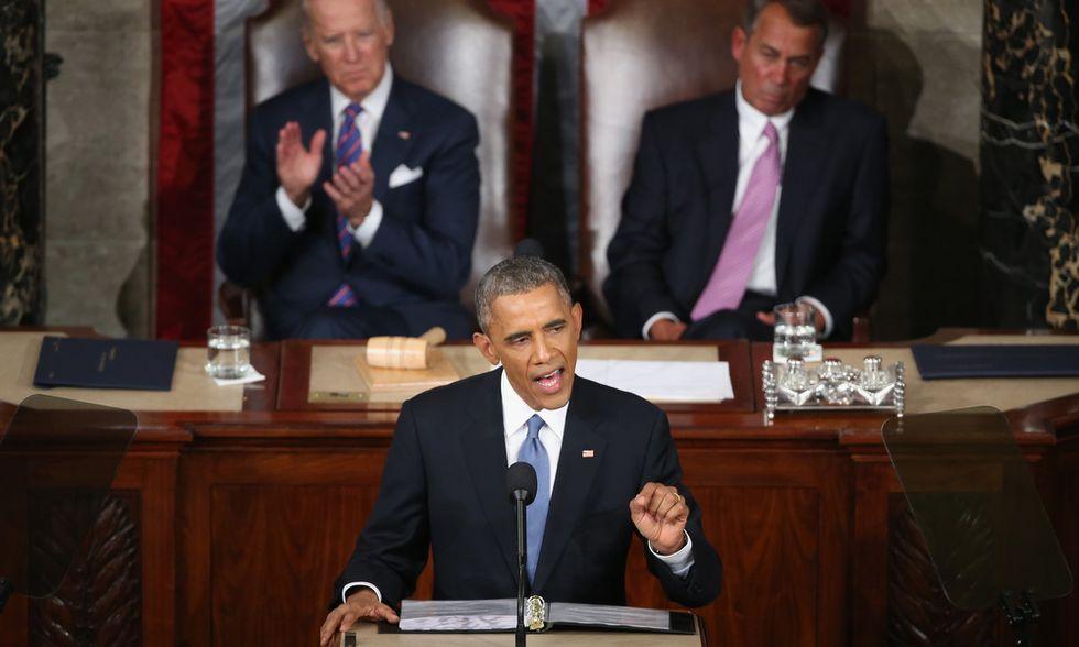 Obama: la crisi economica è passata. Costruiamo il futuro