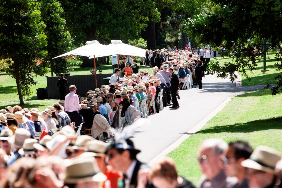 The Melbourne Food & Wine Festival and its Italian touch
