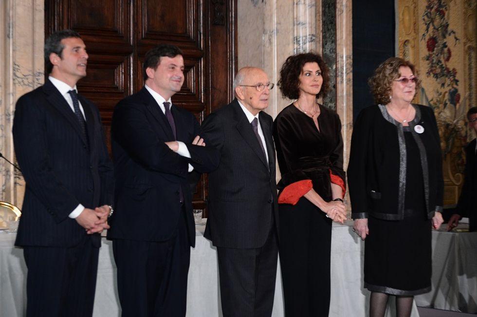 The best of Made in Italy – Premi Leonardo 2013