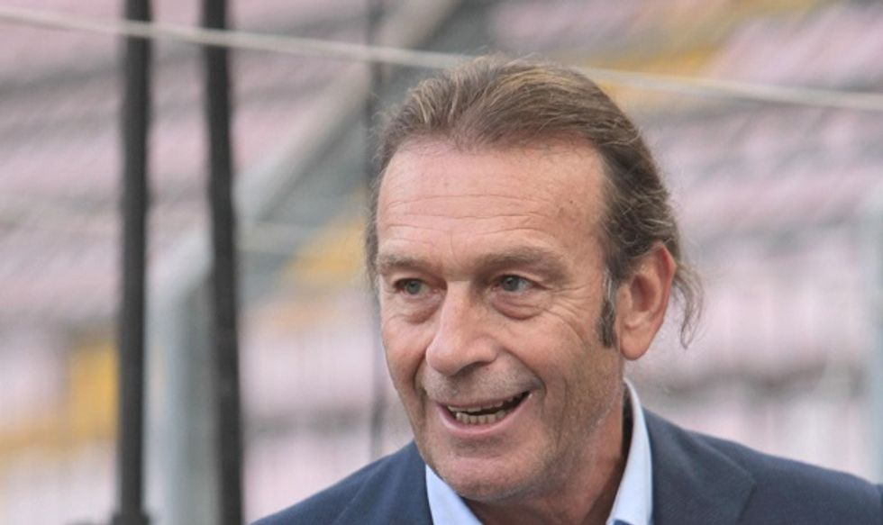 Massimo Cellino, the man interested in taking over Leeds
