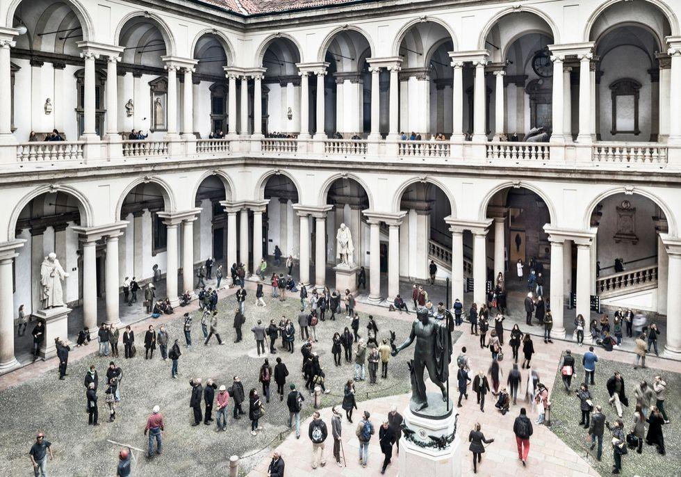 Prima Visione 2014. I Fotografi e Milano