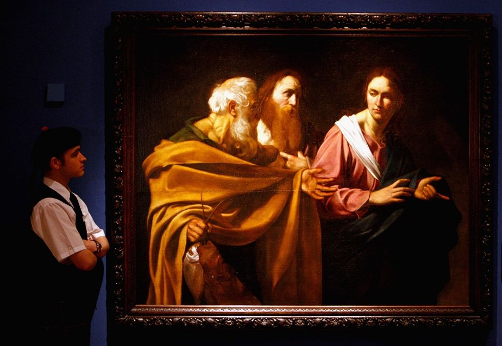 Caravaggio's Supper at Emmaus welcomed in Hong Kong