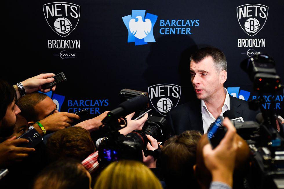 Nba: Prokhorov mette in vendita i Nets. E fa un ottimo affare