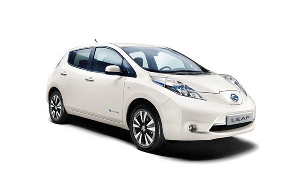 Auto elettriche: le più vendute in Europa. Il primato alla Nissan Leaf