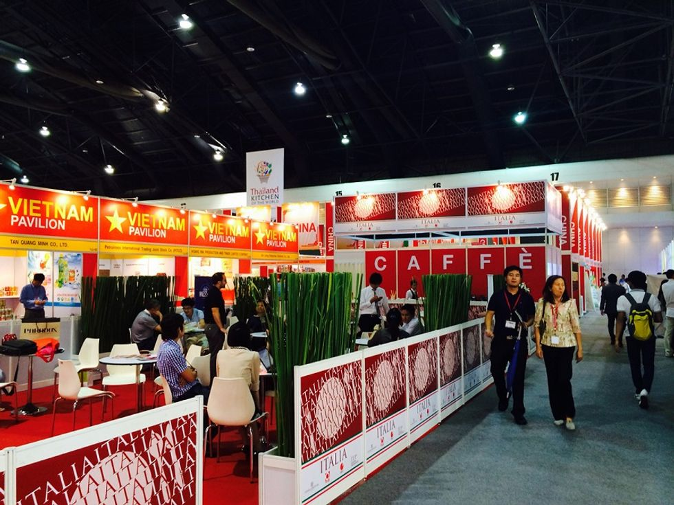 Italy joins Thaifex to promote national Food Industry in Southeast Asia