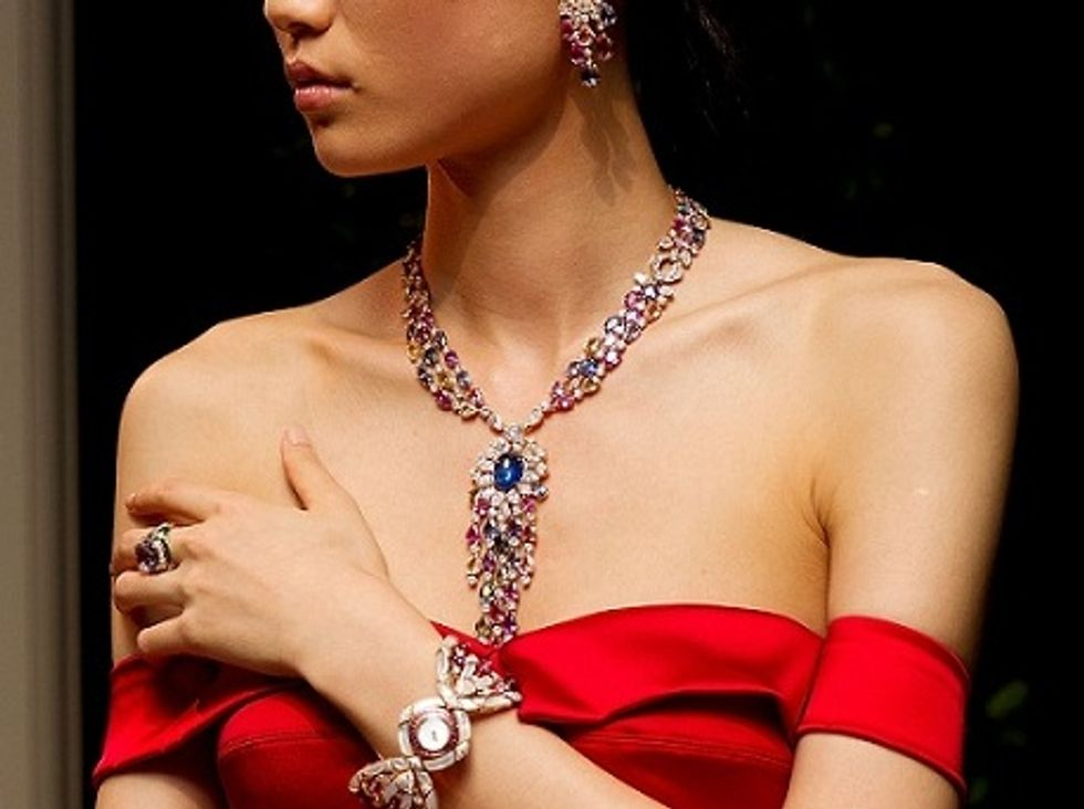 Bulgari celebrates its 130th Anniversary at the Houston Museum of Natural Science