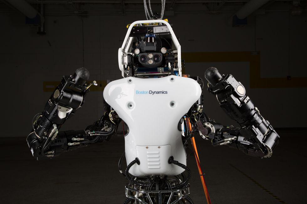 ATLAS Unplugged, ecco il robot più avanzato del mondo