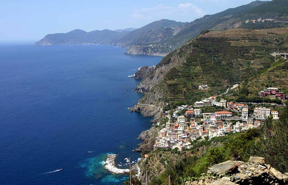 Liguria, an Italian region of merchants and sailors
