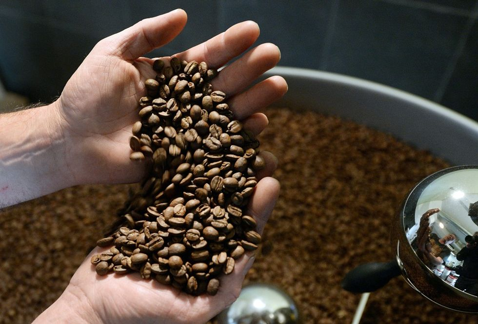 A real espresso coffee to be delivered in space