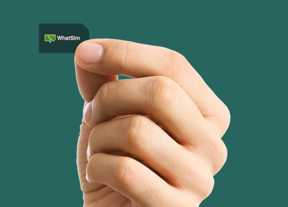 WhatSim: per chattare gratis senza limiti e ovunque