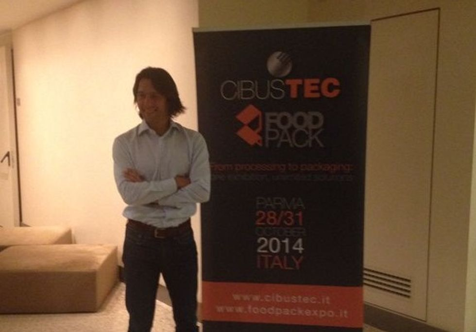 Italy is getting ready to host Cibus Tec – Food Pack 2014