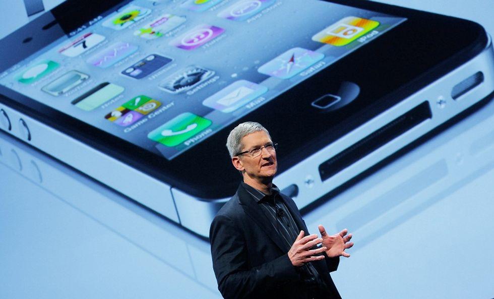 Nicola Giancecchi wins Apple's international challenge