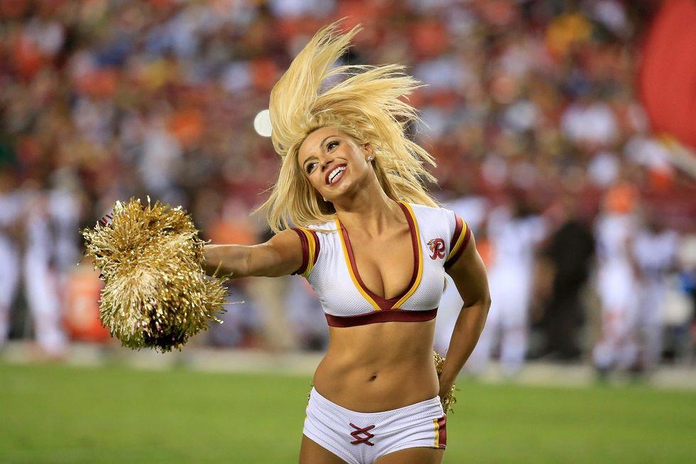 Le 10 cheerleaders più sexy della stagione NFL 2014/2015