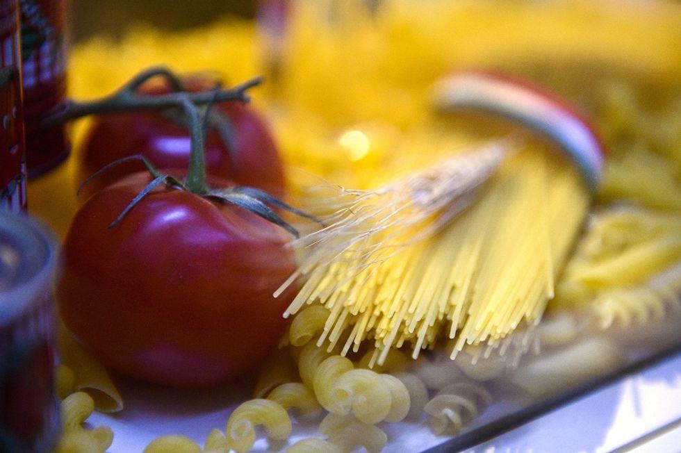 Italian Grandmothers, in the Kitchen