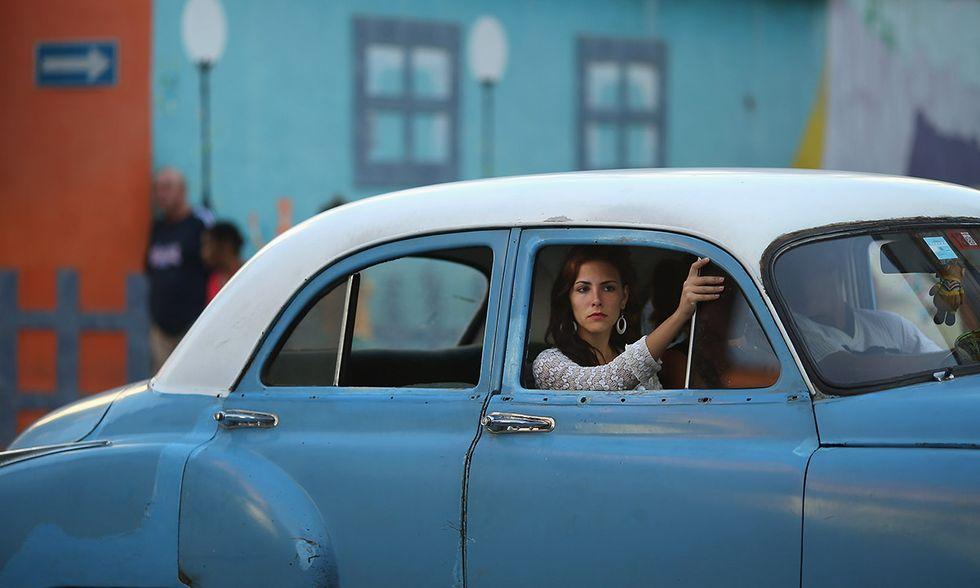 Cuba, foto di vita quotidiana all'Avana