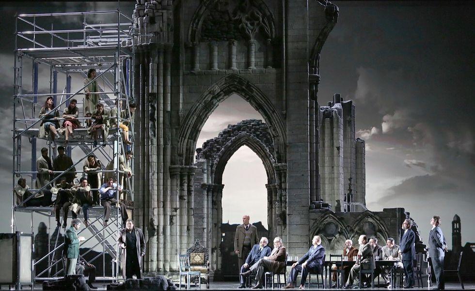 Alla Scala, un Wagner... poco Wagner