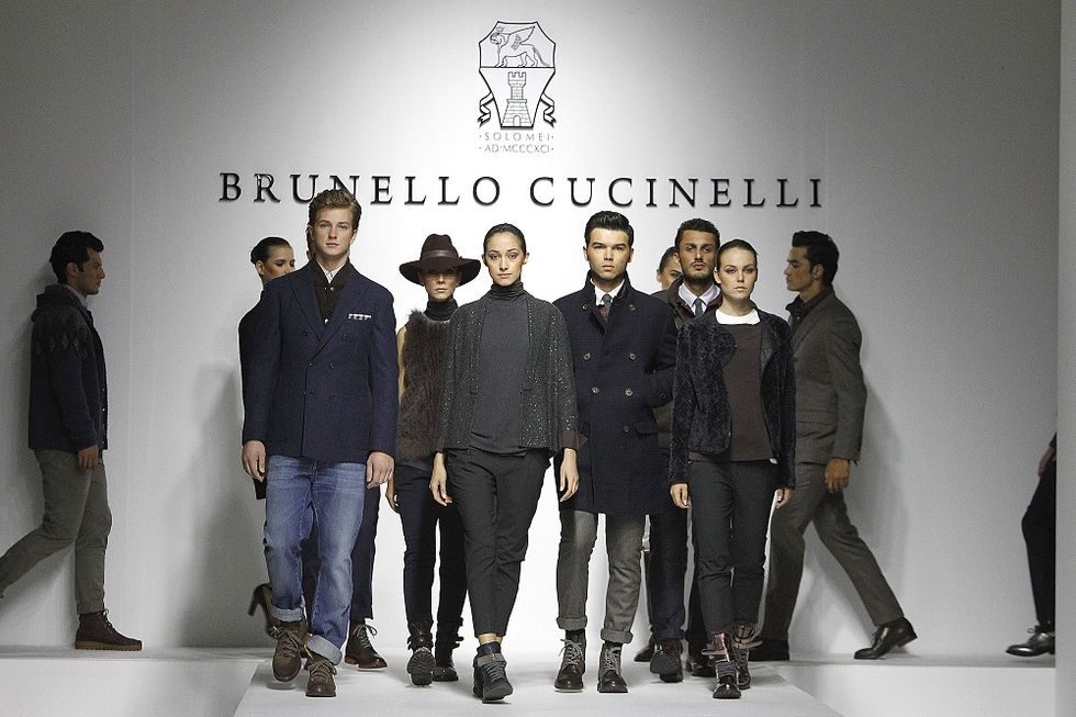 Brunello Cucinelli and his Park Praising Sustainability, Youth and Dignity at Work