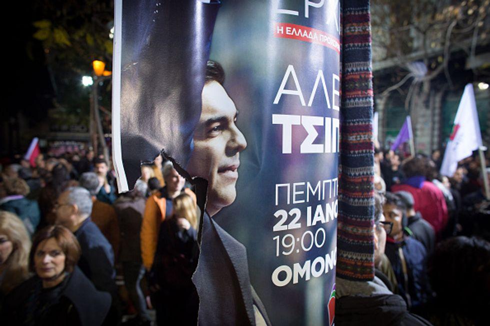 Grecia: così Tsipras ha preso la cassa degli enti pubblici