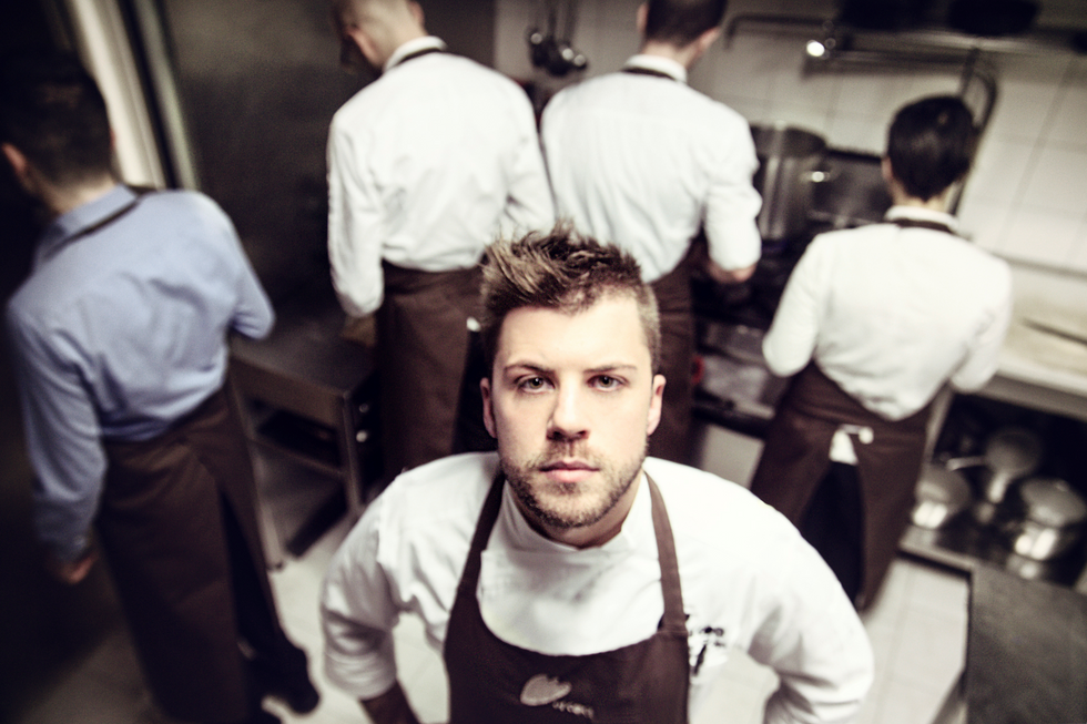 Lorenzo Cogo, InFusion and international cuisine