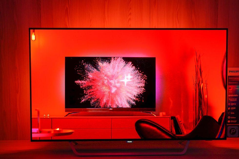 Philips insiste sulle Tv Oled (ma si prepara al Quantum Dot)