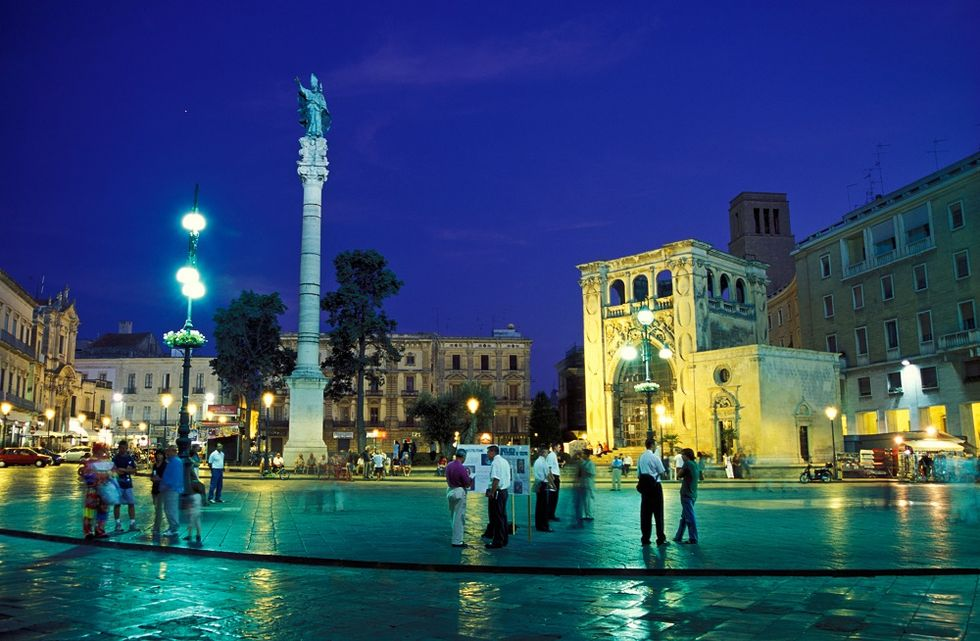 Is Lecce the Florence of Southern Italy?