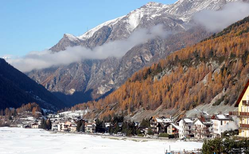 The 10 best ski destination in Italy