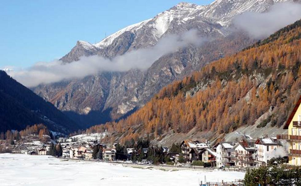 The 10 best ski destination in Italy