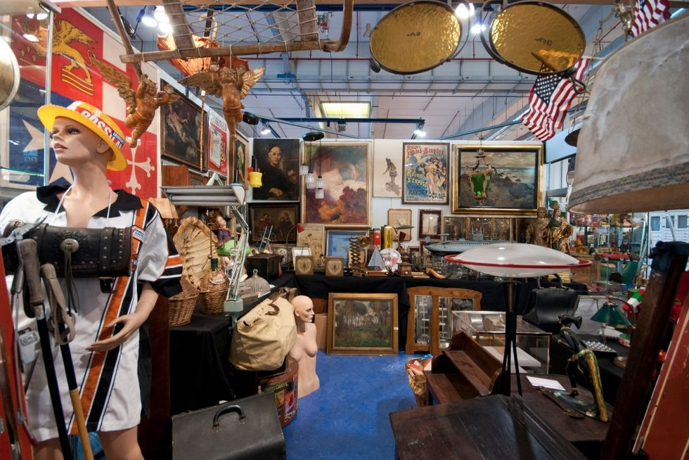 Welcome to Mercanteinfiera, to explore the history of Italian arts and design
