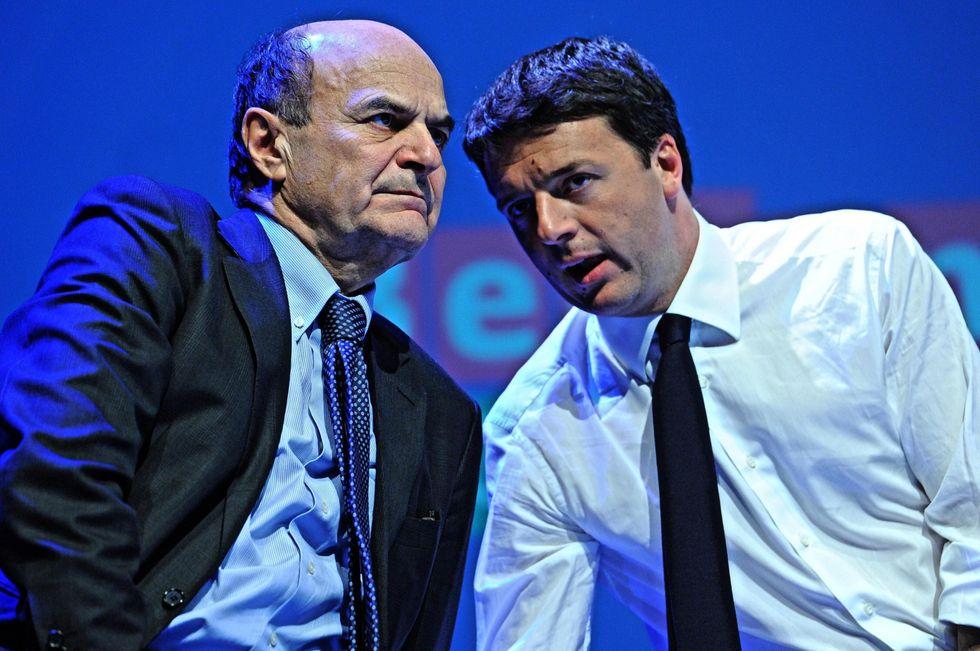 Quirinale: perché adesso Renzi ha bisogno di Bersani