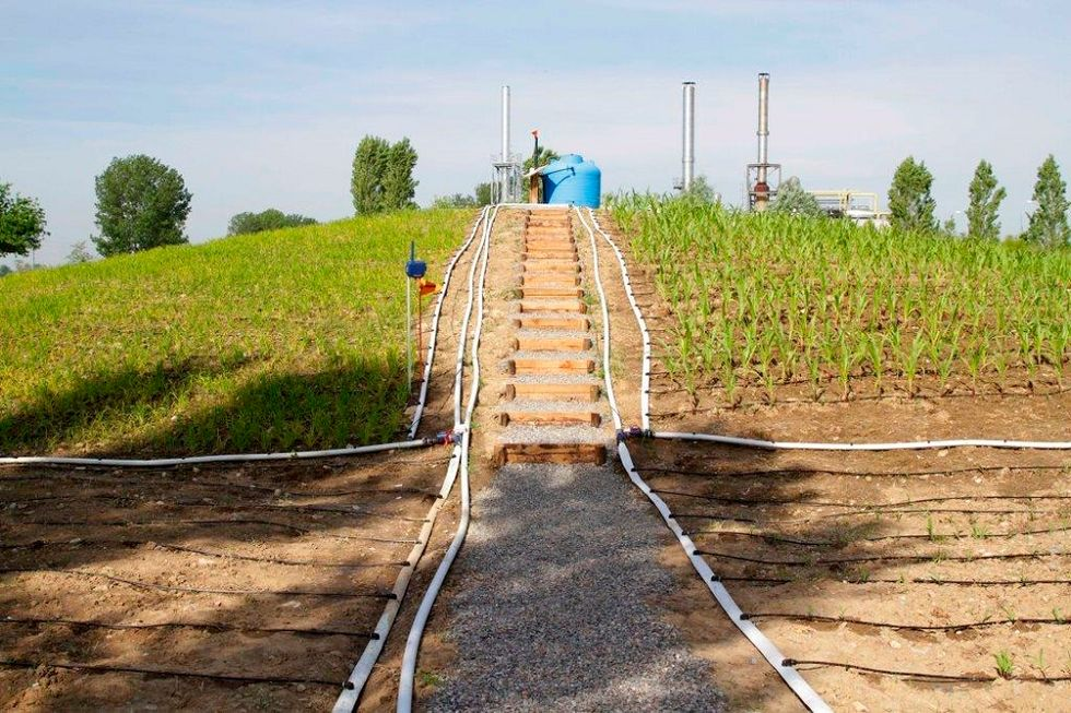 Italy has a new Demo Field for Sustainable Agriculture