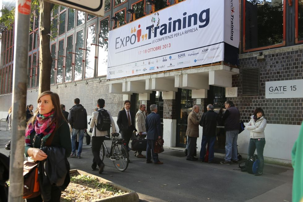 New changes in Italian companies' relationship with training