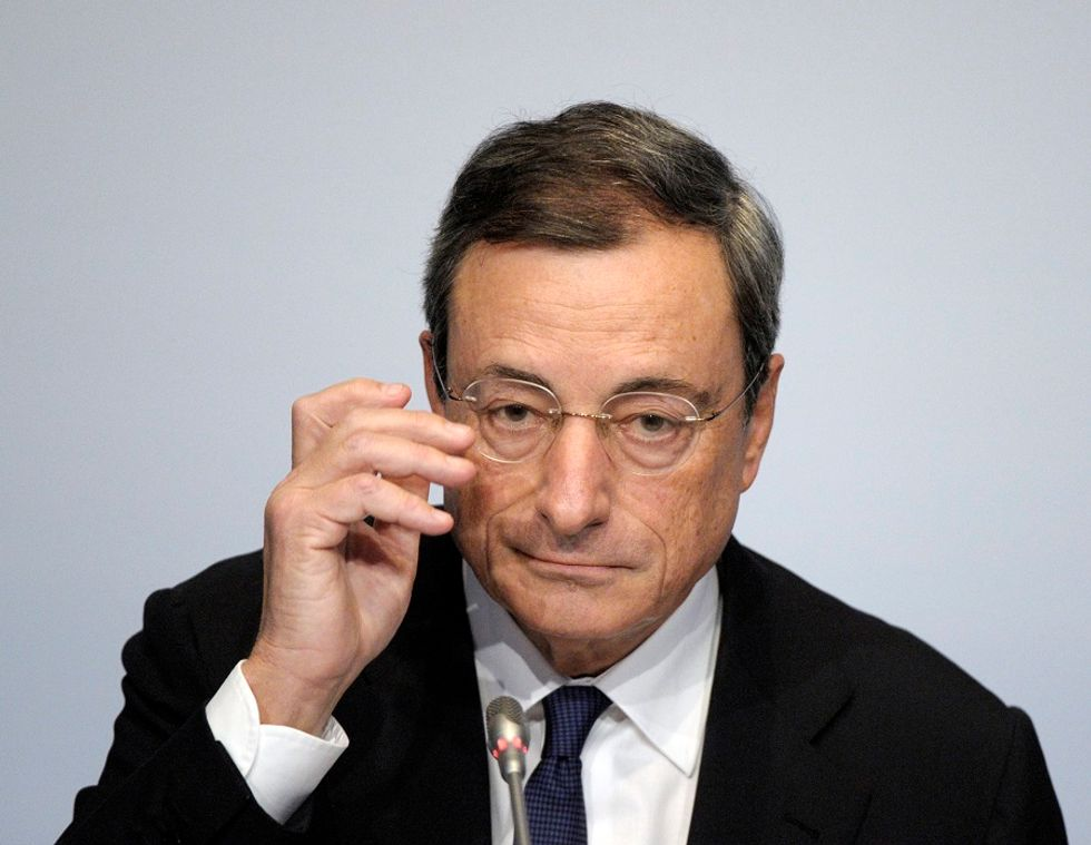 Mario Draghi calls for major flexibility within the European Monetary Union