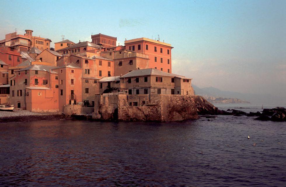 The secrets of Liguria's cuisine