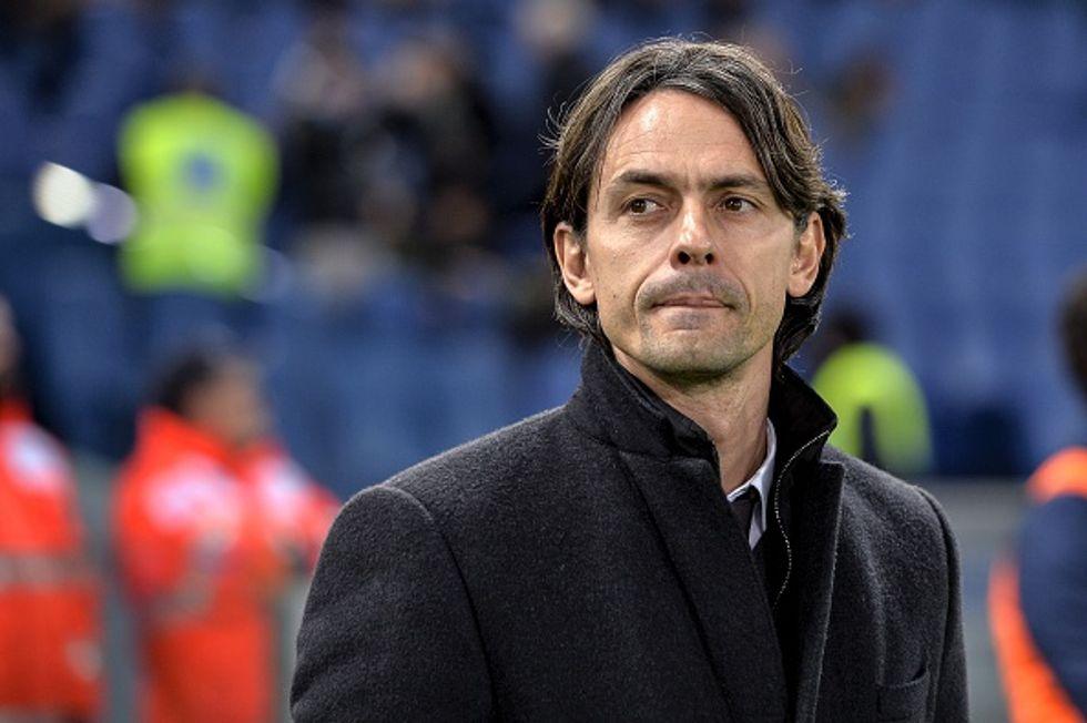 Inzaghi, panchina in bilico. Decide la Coppa Italia?