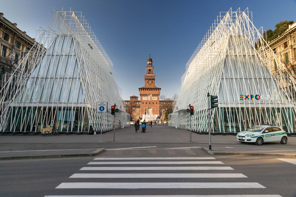 Expo 2015, between environment and economic partnerships
