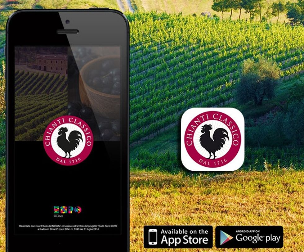 Chianti Consortium launches the first wine App
