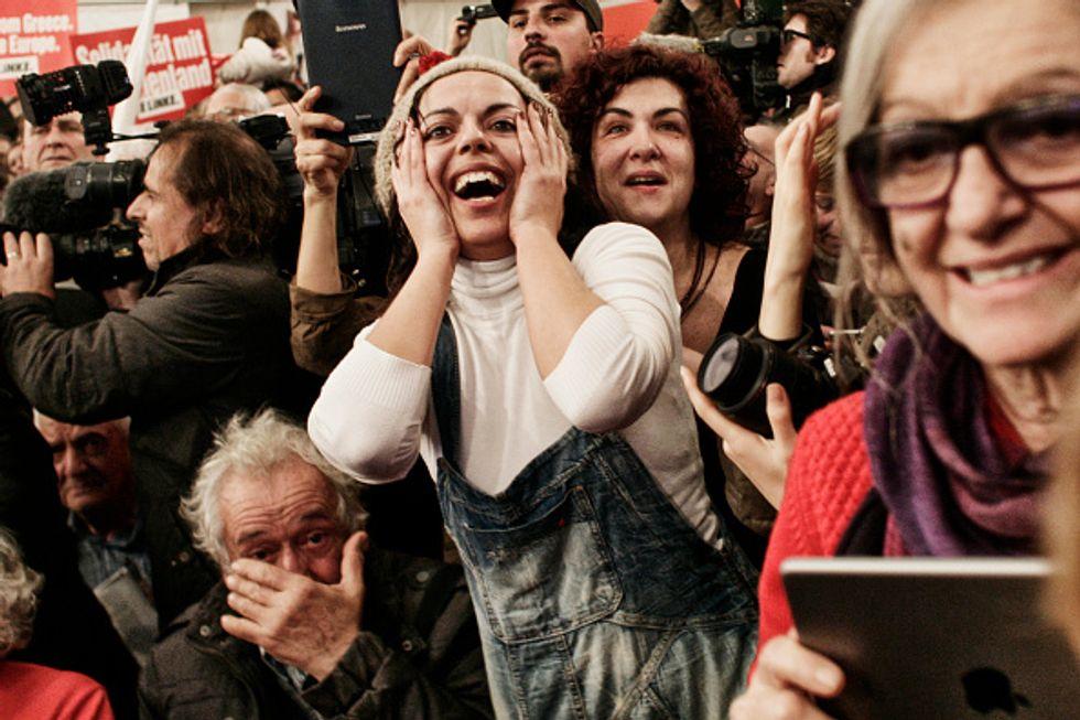 Elezioni in Grecia, stravince Syriza