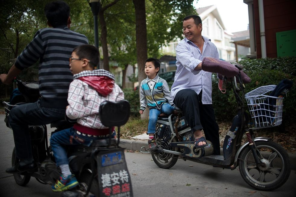 How Chinese migrants live in Italy