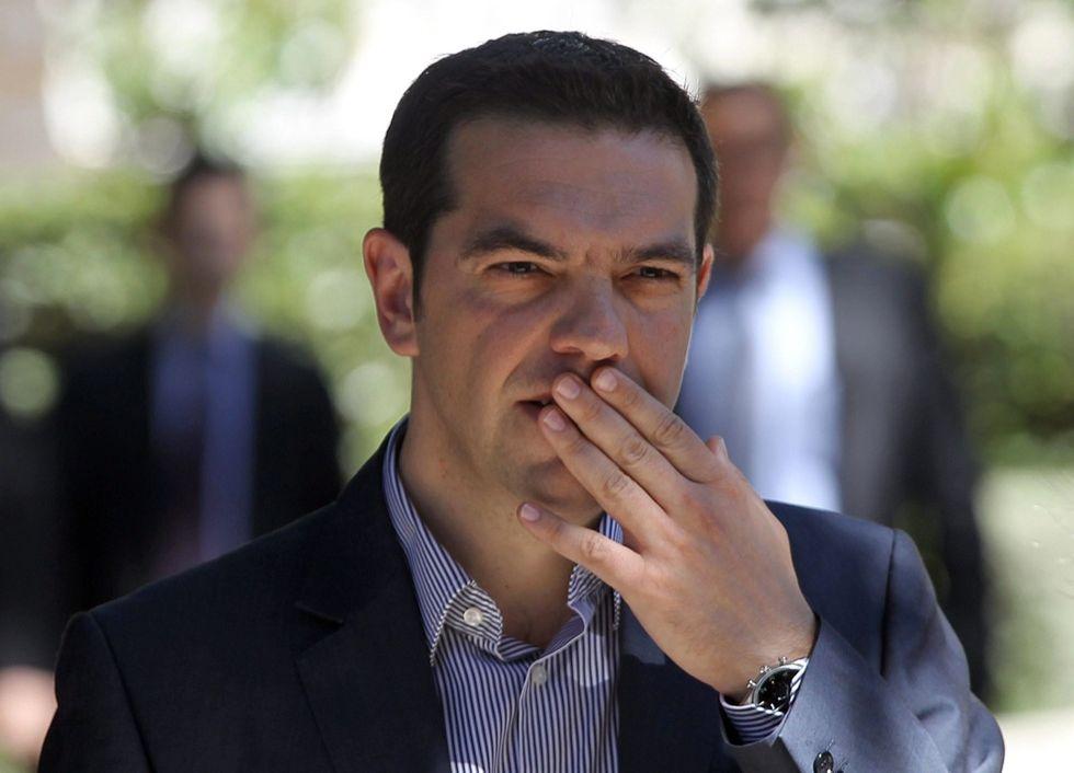 Ecco come Tsipras cerca un accordo con la Troika