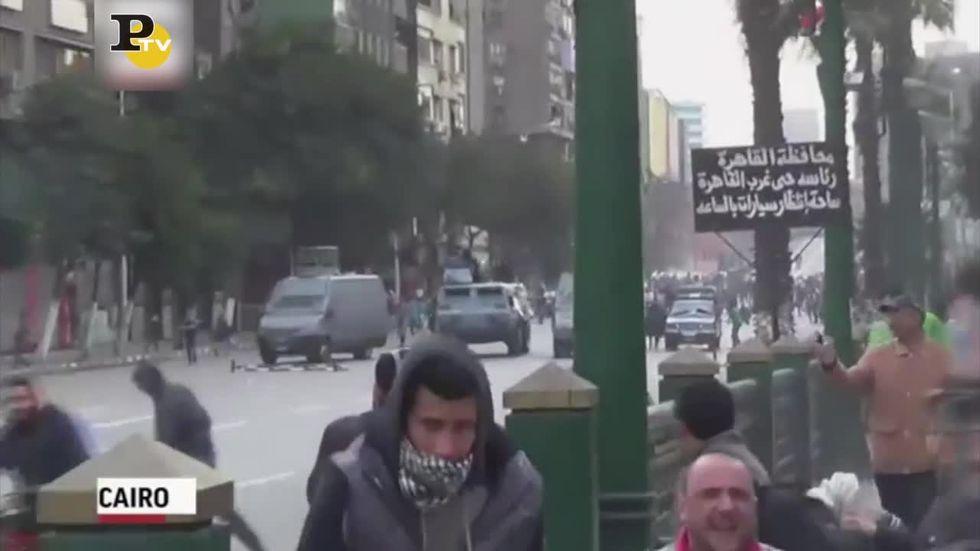 Egitto: scontri in piazza e decine di morti