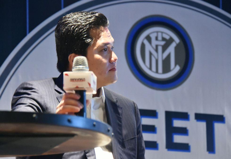 """Thohir: """"L'Inter può anche non fare la Champions"""""""