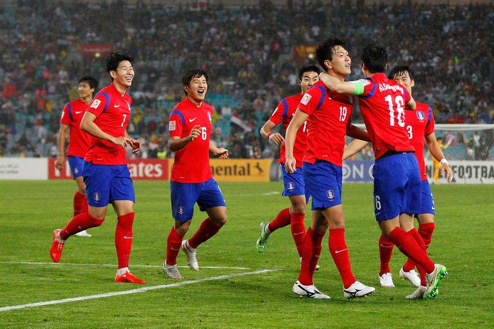 Coppa d'Asia: Corea del Sud prima finalista